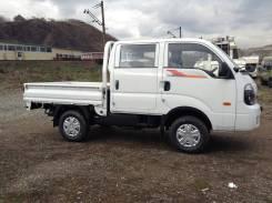 Kia Bongo. KIA Bongo 3 Dooble Cab (6 мест) 4WD, 2 699куб. см., 1 000кг., 4x4
