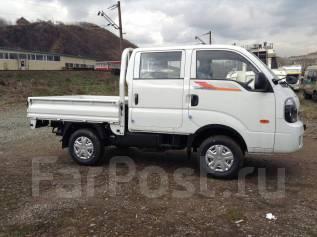 Kia Bongo. KIA Bongo 3 Dooble Cab 4WD, 2 699куб. см., 1 000кг.