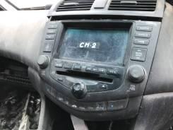 Блок управления навигацией. Honda Accord, CL7, CM2