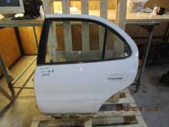 Дверь задняя левая Toyota Sprinter 91-95