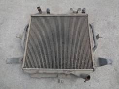 Радиатор охлаждения двигателя. Toyota Hiace, KZH100G, KZH106G, KZH106W, KZH110G, KZH116G, KZH120G, KZH126G, KZH132V, KZH138V, LH100G, LH102V, LH103V...