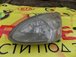 Фара Toyota Platz SCP11 левая