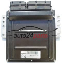 Привязка блока ECM Nissan 350z Z33