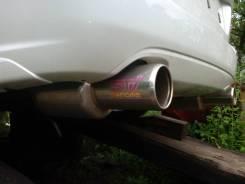 Задний бампер Subaru Legacy BP 2-я модель цет 37 j
