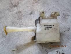 Бачок стеклоомывателя. Nissan Almera, N16, N16E