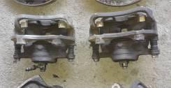 Суппорт тормозной. Nissan: Wingroad, Bluebird Sylphy, Expert, AD, Pulsar, Sunny Двигатели: QG15DE, QG18DE, QR20DE, YD22DD, QR20DD, QG13DE, QG16DE, QG1...