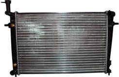 Радиатор охлаждения двигателя. Hyundai Tucson Hyundai ix35 Kia Sportage, JA Двигатель FET