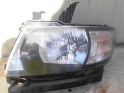 Фара. Honda Mobilio Spike, GK2, GK1 Двигатель L15A