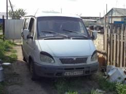 ГАЗ 2217 Баргузин. Баргузин, 6 мест
