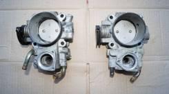 Заслонка дроссельная. Mitsubishi Lancer Evolution Mitsubishi Airtrek Двигатель 4G63