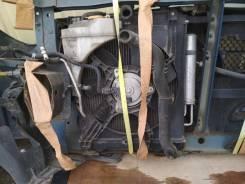 Радиатор охлаждения двигателя. Subaru R2, RC1, RC2 Subaru R1, RJ1, RJ2 Subaru Stella, RN1, RN2 Двигатели: EN07D, EN07E, EN07X, EN07