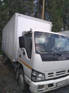 Isuzu. Фургон изотермический Исузу, 2010, 5 000куб. см., 5 000кг.