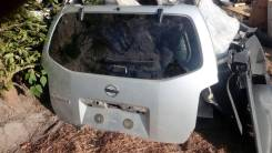 Дверь багажника. Nissan Pathfinder, R51M Двигатели: V9X, VQ40DE, YD25DDTI, YD25DDTIEUR