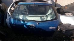 Дверь багажника. Toyota Yaris, KSP90, NLP90, NSP90, SCP90 Двигатели: 1KRFE, 1NDTV, 1NRFE, 2SZFE