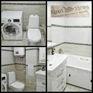 Ванные комнаты под ключ, договор, гарантия.