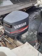Yamaha. 200,00л.с., 2-тактный, бензиновый, нога X (635 мм), 1995 год год