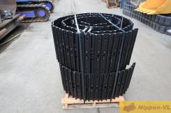 Гусеницы стальные Kobelco SK60/ SK75/ SK75UR-3/ SK75UR/ SK75UR-2 OEM