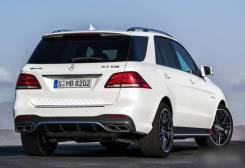 Mercedes-Benz GLE. С водителем