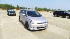 Toyota Wish. Тойота Виш