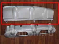 Накладка на бампер. Nissan X-Trail, DNT31, NT31, T31, T31R, TNT31 Двигатели: M9R, MR20DE, QR25DE