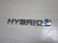 Эмблема. Toyota Prius a, ZVW40, ZVW40W, ZVW41, ZVW41W Toyota Sai, AZK10 Toyota Prius v, ZVW40, ZVW41 Toyota Prius, ZVW30, ZVW30L, ZVW40, ZVW35 Двигате...