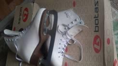 Фигурные коньки 38,5 р. размер: 38, фигурные коньки
