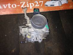 Заслонка дроссельная. Nissan March, K11 Двигатель CG10DE