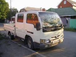 Nissan Atlas. , 2 000куб. см., 1 500кг.