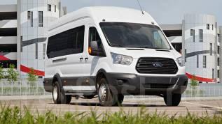 Ford Transit Shuttle Bus. Ford Transit Автобус 17+0, 17 мест, В кредит, лизинг