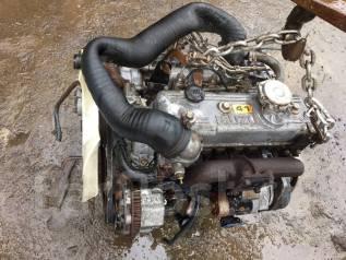 Двигатель в сборе. Iseki TL