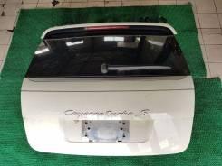 Дверь багажника. Porsche Cayenne, 955, 957 Двигатели: M022Y, M4800, M4850, M4850S, M02, 2Y, M48, 51, 00, 50, M05, 9D, 50S, 01, M55