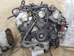 Двигатель в сборе. Porsche Cayenne Двигатели: M4800, M4801, M4802, M4850, M4850S, M4851, M4852