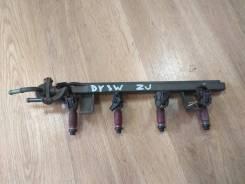Топливная рейка. Mazda Demio, DY3W Двигатели: ZJVE, ZJVEM