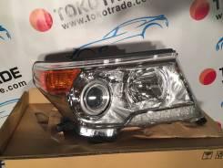 Фара правая Toyota LAND Cruiser 200 2012 по 2015, Новая Оригинал