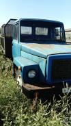 ГАЗ 3307. борт, 4x2