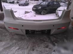 Бампер задний Mazda 3 седан 12г в сборе б/у