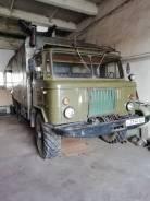 ГАЗ 66. Продам (оборудованный фургон)
