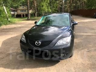 Mazda Mazda3. BK, LF