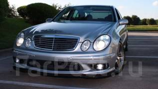 Губа. Mercedes-Benz E-Class, W211