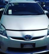 Капот. Toyota Prius, ZVW30, ZVW30L