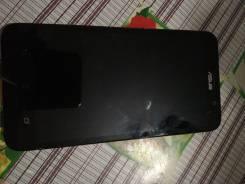 Asus ZenFone 2 Laser ZE551KL. Б/у, 16 Гб, Красный, Черный, 4G LTE, Dual-SIM