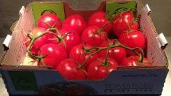Манго и помидоры из Японии.