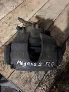 Суппорт тормозной. Renault Megane, BM, EM, KM, KM02, KM05, KM0C, KM0F, KM0G, KM0H, KM0U, KM13, KM1B, KM1F, KM2Y, LM05, LM1A, LM2Y Двигатели: F4R, F4R7...