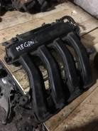 Коллектор впускной. Renault Megane Двигатель K4M