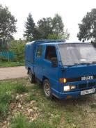 Isuzu Elf. Продаётся двухкабинный грузовик Isuzu elf, 2 500куб. см., 1 000кг.