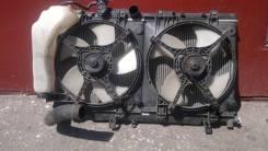 Радиатор охлаждения двигателя. Subaru Legacy, BE5, BH5, BH9 Двигатели: EJ202, EJ204, EJ254