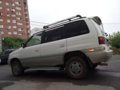 Mazda MPV. автомат, 4wd, 2.5 (125л.с.), дизель, 212 120тыс. км