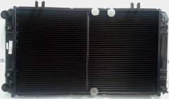 Радиатор охлаждения двигателя. Лада Калина, 1117, 1119