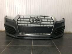 Бампер. Audi Q3, 8UG Двигатели: CCTA, CLJA, CLLB, CULB, CULC, CUVB, CUVC, CUVD, CUWA, CWLA, CYLA, CZCA, CZDA, CZDB, CZEA, DBBA, DFTA, DFTB, DFTC, DFUA