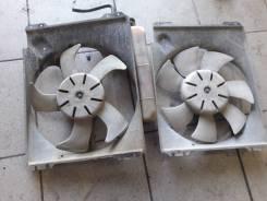 Вентилятор охлаждения радиатора. Subaru Forester, SF5
